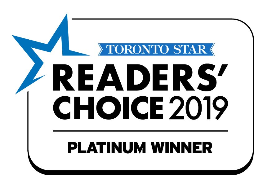 Readers Choice 2019 Platinum Winner