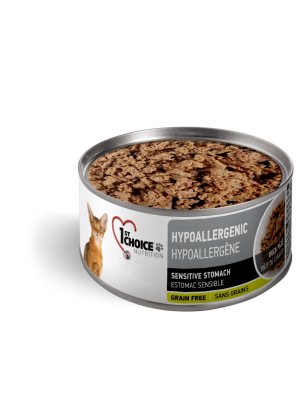 Adult All Breeds Hypoallergenic Wet Food 156g