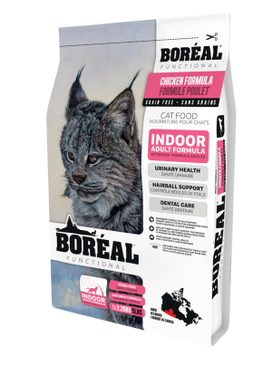 Boréal Functional Cat Food