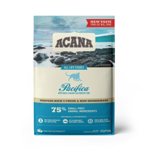 ACANA Pacifica cat food - Protein-rich - 5.4kg