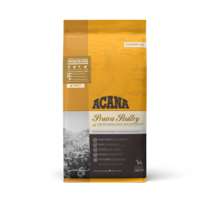ACANA Prairie Poultry dog food - Protein-rich - 17kg