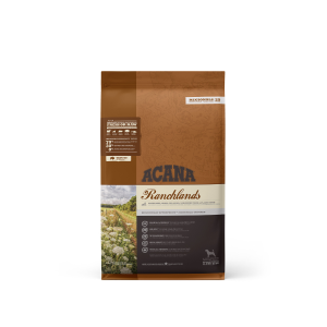ACANA Ranchlands dog food - Protein-rich - 11.4kg