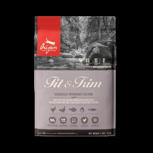 ORIJEN Fit & Trim cat food - Biologically Appropriate - 5.4g