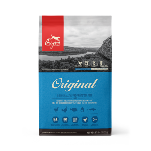 ORIJEN Original dog food - Biologically Appropriate - 11.4kg