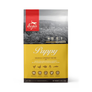 ORIJEN Puppy dog food - Biologically Appropriate - 11.4kg