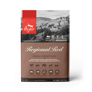 ORIJEN Regional Red cat food - Biologically Appropriate - 5.4g
