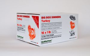 Big Box Dinner - Turkey