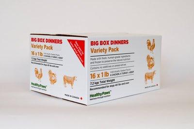 Big Box Dinner - Variety