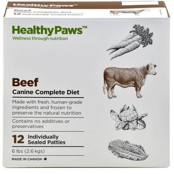Canine Complete Diet Beef