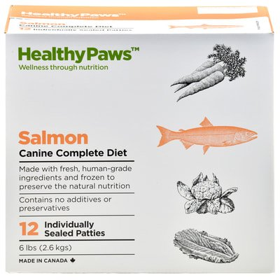 Canine Complete Diet Salmon