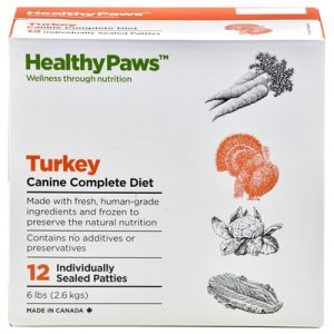 Canine Complete Diet Turkey