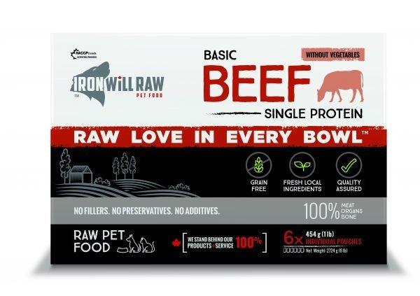 Basic Beef 6lb