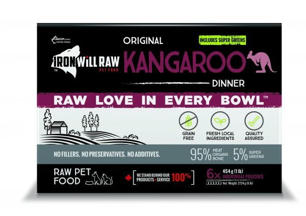 Original Kangaroo Dinner 6lb