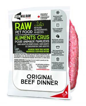 Original Beef Dinner 12lb