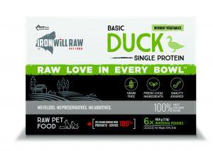 Basic Duck 6lb