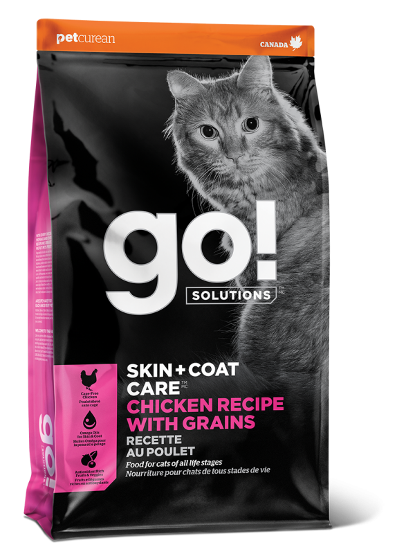 GO! SKIN + COAT CARE Chicken Recipe for cats  16 lb