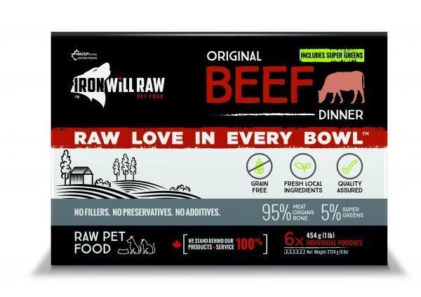 Original Beef Dinner 6lb