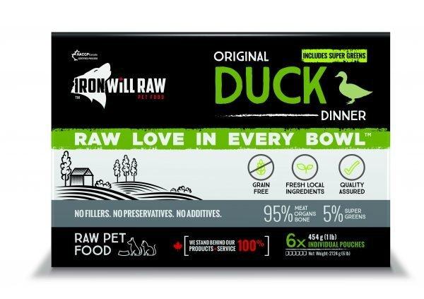 Original Duck Dinner 6lb