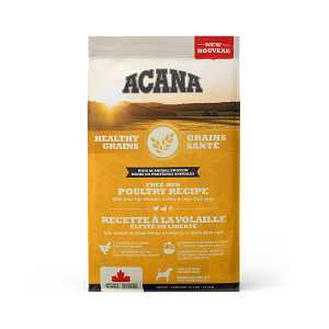 ACANA Healthy Grains Free Run Poultry Recipe -10.2 kg