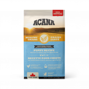 ACANA Healthy Grains Puppy Recipe - 10.2 kg